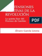 Garcia Linera Tensiones Creativas Bolivia