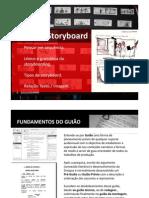 Guiao e Storyboard Web