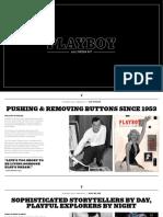 Playboy Media-Kit 2017