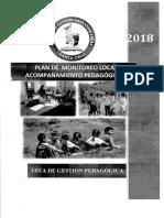 Plan de Monitoreo Pag. 1-17