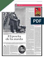 El Poeta de La Zurda