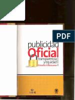 Publicidad Oficial