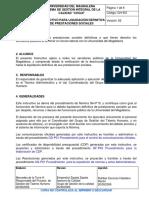 GH-I03 Instructivo Para Liquidación Definitiva de Prestaciones Sociales