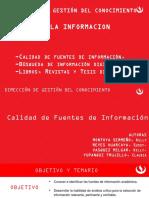 Manejo de Información - Alumnos