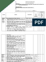 II - Planificare Calendaristica CARDIO 2010-2011