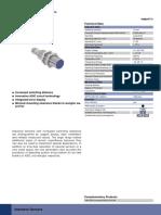 sensor I18H008 data sheet.pdf