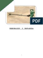 Perforacion y Tronadura