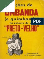Lições de Umbanda e Quimbanda