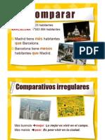 COMPARAR EN ESPAÑOL