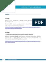 Lectura Complementaria - Referencias - S8