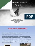 II.5 Introduccion a Los Sedimentos Marinos- 1