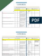 Check List ISO 14001 2015 Conforma