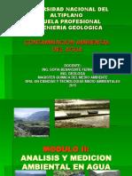 Contaminacion Ambiental Del Agua