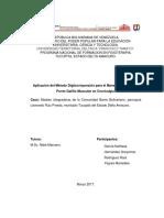 Aplicacion Del Método de Digitocriopresio..