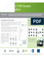 showcasing the u-turn transport collaboration platform