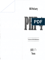 PHP 4 [RO][Bill McCarty][Ed. Teora - 2002]