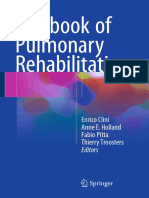 Textbooks of Pulmonary Rehabilitation
