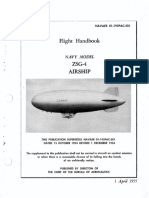 Goodyear ZSG-4 Airship F HB