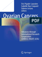 Ovarian Cancers Advances Through International Research Cooperation GINECO ENGOT GCIG