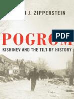Pogrom Steven J. Zipperstein