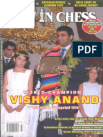New in Chess 2007#7 Mexico
