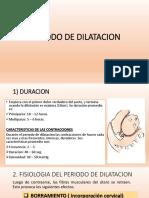 Periodo de Dilatacion
