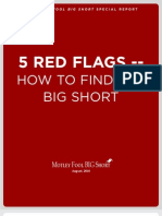 5 Red Flags