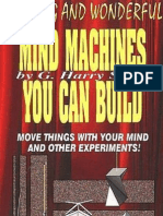Amazing and Wonderful Mind Machines You Can Build (Gnv64)