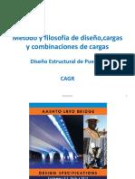 CLASE 2 Método de diseño,cargas y combinaciones de cargas.pptx