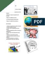 Ventajas y Desventajas de ISO