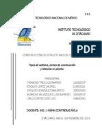 Aditivos, Juntas en Concreto y Mezclas en planta.docx