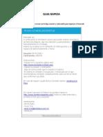 Guía Rapida de Uso Psicoweb (1)