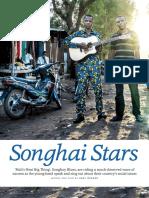 Morgan (2015) Songhoy Blues (Songlines)