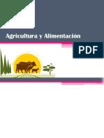 Agricultura y Alimentacion.