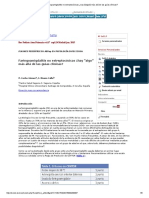 Faringoamigdalitis No Estreptocócicas ¿Hay _algo_ Más Allá de Las Guías Clínicas