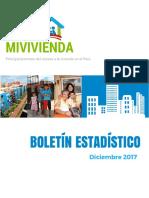 12. Boletín Estadístico Del FMV - Diciembre 2017.