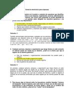 Cuestionario U1 Comercio Electronico