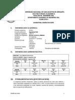 Silabo Diseño en Acero y Madera 2018