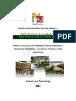 TFM Jara Samaniego, Janneth