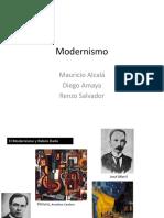 Modernismo y Ruben Dario