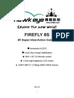 Firefly 8s 4k Sport Dv -En Ver2.2