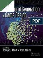 Procedural Generation in Game Design(1)