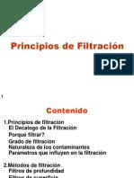 1 Principios de Filtracion