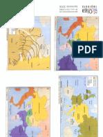 Mapas Making History