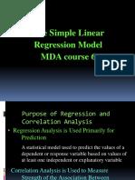 COURSE 6 ECONOMETRICS 2009 regression.ppt