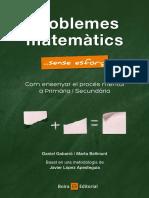 Problemes Matematics Sense Esforc CAT