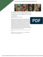 Evolución de las preparaciones en la pintura de los siglos XVI y XVII en España - Museo Nacional del Prado