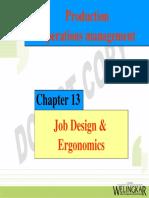 Ch13Job Design