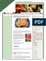 Cheap Healthy Good - Frugal Recipes, Food Tips, No Mayo
