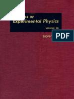0124759629 Experimental Biophysics